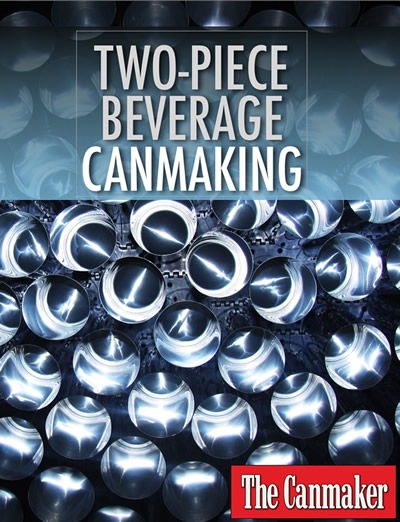 Two Piece Beverage Canmaking (iBook)
