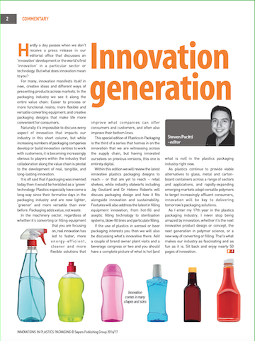 Innovations in Plastics Packaging 2016/17 (Digital)