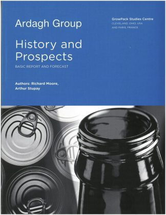 Ardagh Group, Basic Report,  History, Financial performance, and Prospects